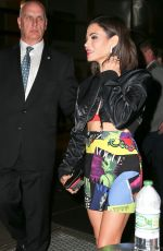 JENNA DEWAN Arrives at Fox Upfronts Afterparty in New York 05/15/2018