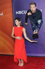 JENNA DEWAN at NBC/Universal Summer Press Day in Universal City 02/05/2018