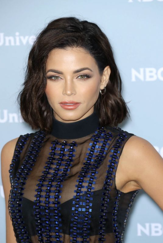 JENNA DEWAN at NBCUniversal Upfront Presentation in New York 05/14/2018