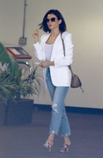 JENNA DEWAN in Ripped Jeans Out in Beverly Hills 05/03/2018