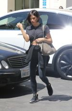 JENNA DEWAN Out and About in Los Angeles 05/25/2018