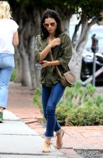 JENNA DEWAN Out in West Hollywood 04/30/2018