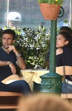 JENNA LYNN and Giuseppe Rossi Out for Lunch and Boat Ride in Portofino 05/07/2018