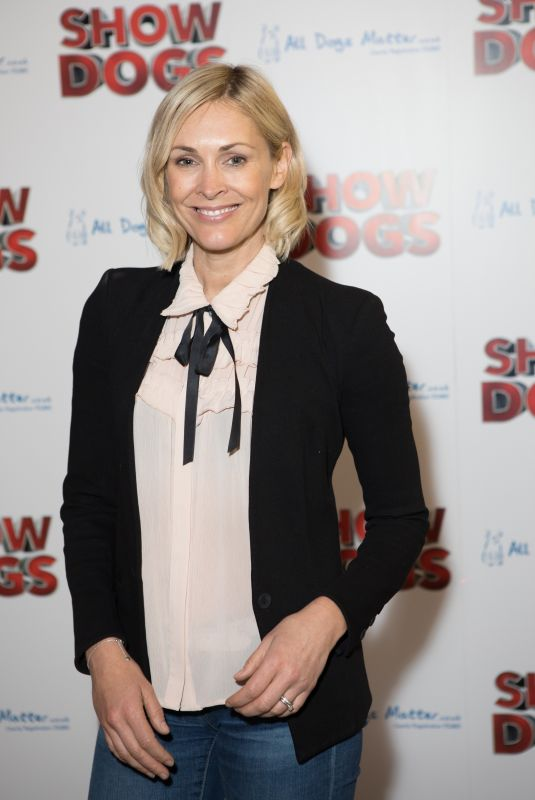 JENNI FALCONER at Show Dogs Screening in London 05/13/2018
