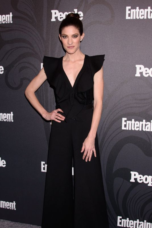 JENNIFER CARPENTER at EW & People New York Upfronts Celebration 05/14/2018