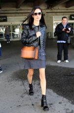 JENNIFER CONNELLY Arrives at Airport in Nice 05/15/2018