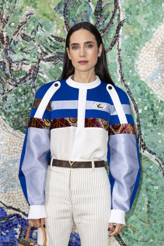 JENNIFER CONNELLY at Louis Vuitton 2019 Cruise Collection in Saint Paul De Vence 05/28/2018