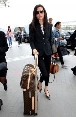 JENNIFER CONNELLY at Nice Airport 05/16/2018