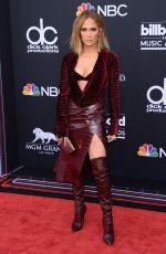 JENNIFER LOPEZ at Billboard Music Awards in Las Vegas 05/20/2018