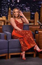 JENNIFER LOPEZ at Tonight Show Starring Jimmy Fallon 05/09/2018