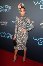 JENNIFER LOPEZ at World of Dance FYC Event in Los Angeles 05/01/2018