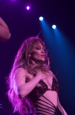 JENNIFER LOPEZ Performs at All I Have Show in Las Vegas 05/17/2018