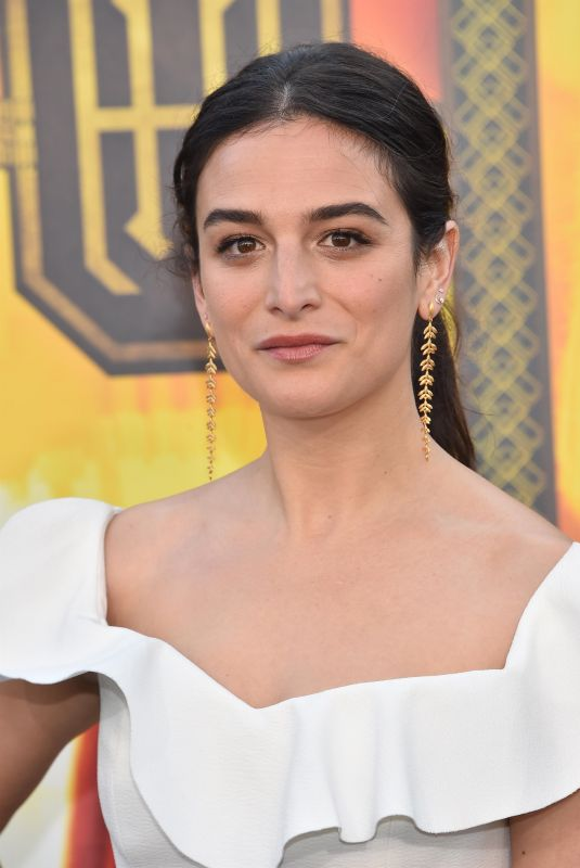 JENNY SLATE at Hotel Artemis Premiere in Los Angeles 05/19/2018