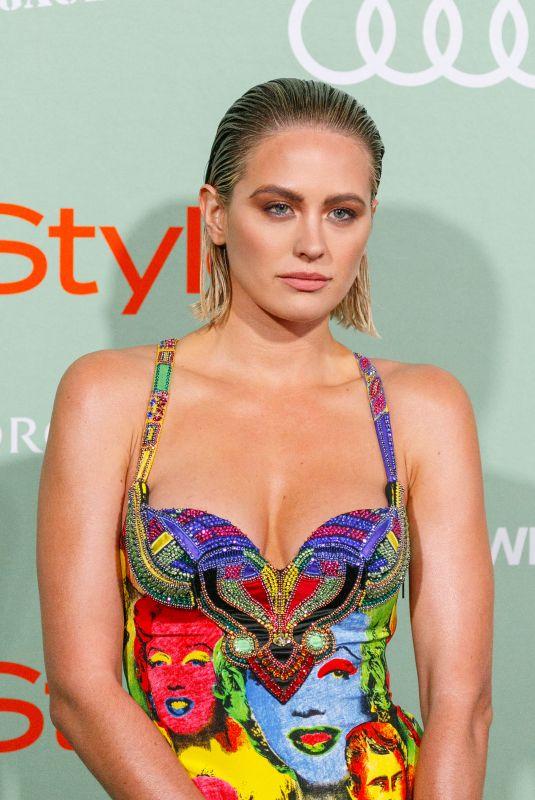JESINTA FRANKLIN at Women of Style Awards in Sydney 05/09/2018