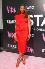 JESSICA A. CAESAR at Vida Premiere in Los Angeles 05/01/2018