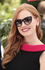 JESSICA CHASTAIN at 355 Cocktail Party at 2018 Cannes Film Festival 05/10/2018