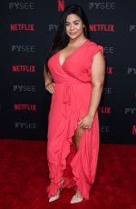 JESSICA MARIE GARCIA at Netflix FYSee Kick-off Event in Los Angeles 05/06/2018