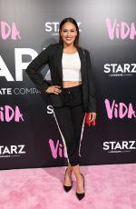 JESSICA MEZA at Vida Premiere in Los Angeles 05/01/2018