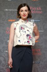 JESSICA RAINE at Patrick Melrose Launch in London 05/09/2018