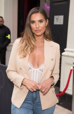 JESSICA SHEARS at Missguided New Fragrance Launch Party in London 05/16/2018