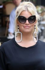 JESSICA SIMPSON Out and About in New York 05/10/2018