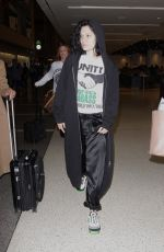 JESSIE J at LAX Airport in Los Angeles 05/05/2018