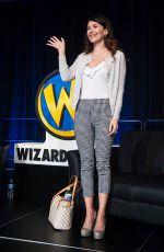 JEWEL STAITE ar Wizard World Philadelphia Comic-con at Pennsylvania Convention Center 05/19/2018