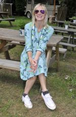 JO WHILEY at Chelsea Flower Show in London 05/21/2018