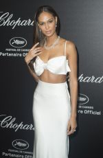 JOAN SMALLS at Secret Chopard Party at 71st Cannes Film Festival 05/11/2018