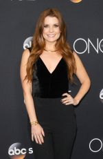 JOANNA GARCIA at Once Upon A Time Series Finale Screening in Hollywood 05/08/2018