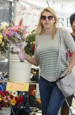 JODIE SWEETIN at Farmers Market in Studio City 05/27/2018