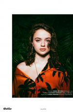 JOEY KING in Bello Magazine, May 2018
