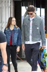 JOEY KING Out Shopping at Farmer