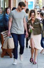 JOJO FLETCHER Out Shopping in Venice Beach 05/03/2018