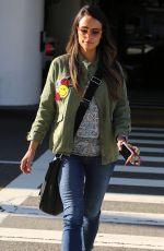 JORDANA BREWSTER at Los Angeles International Airport 05/03/2018
