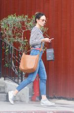JORDANA BREWSTER Out and About in Los Angeles 05/26/2018
