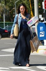 JORDANA BREWSTER Out Shopping in Beverly Hills 05/15/2018