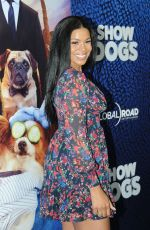JORDIN SPARKS at Show Dogs Premiere in New York 05/05/2018
