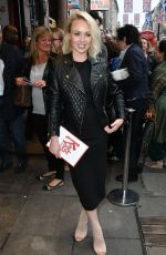 JORGIE PORTER Arrives at Kinky Boots Gala Performance in London 05/29/2018
