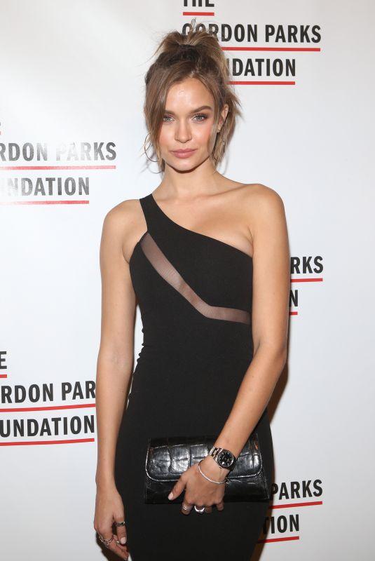 JOSEPHINE SKRIVER at Gordon Parks Foundation Annual Awards Dinner in New York 05/22/2018