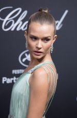 JOSEPHINE SKRIVER at Secret Chopard Party at 71st Cannes Film Festival 05/11/2018