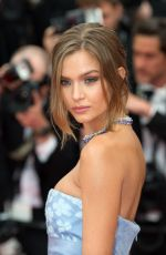 JOSEPHINE SKRIVER at Sorry Angel Premiere at Cannes Film Festival 05/10/2018