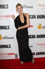 JOY CORRIGAN at American Animals Premiere in New York