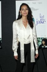 JUANA BURGA at A Kid Like Jake Premiere in New York 05/21/2018