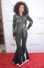 JUDITH HILL at George Lopez Golf Classic Pre-party in Brentwood 05/06/2018