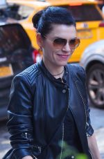 JULIANNA MARGUILES Out and About in New York 05/10/2018
