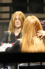 JULIANNE HOUGH at a Hair Salon in Hollywood 05/23/2018