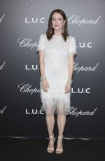 JULIANNE MOORE at Chopard Gentleman