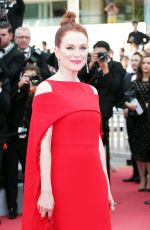 JULIANNE MOORE at Everybody Knows Premiere and Opening Ceremony at 2018 Cannes Film Festival 05/08/2018