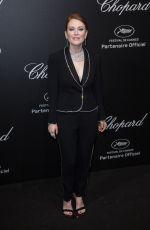 JULIANNE MOORE at Secret Chopard Party at 71st Cannes Film Festival 05/11/2018